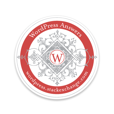 wordpress stackexchange logo